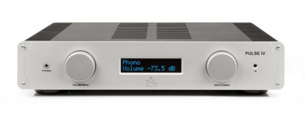 Hi-Fi Amplifier - front