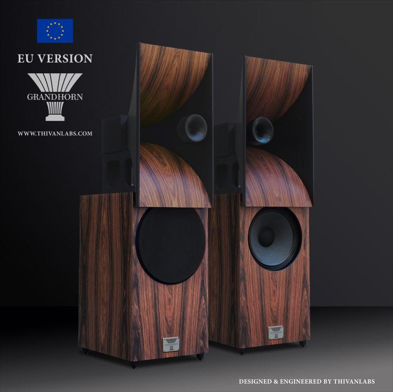 Thivan Labs w Galerii Audio