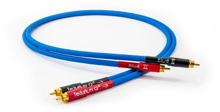 Tellurium Q Blue II RCA