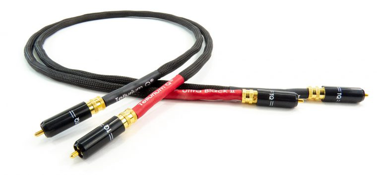 Tellurium Q Ultra Black II RCA